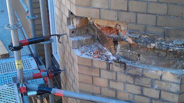 Murverksrenovering