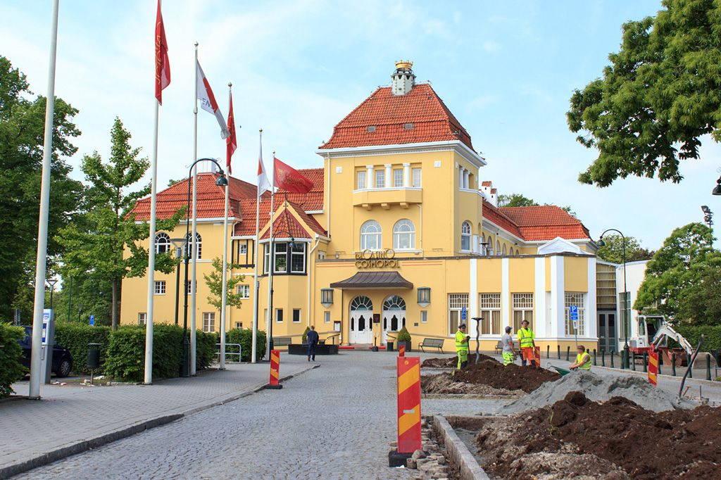 Casinot i Malmö